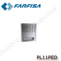 aci farfisa pl11ped external door station.