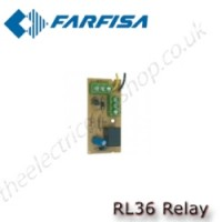 aci farfisa rl36 relay module with one exchange.