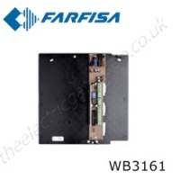 aci farfisa wb3161, 4+1 reduced wire system wall bracket.