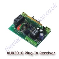 gibidi au02910 plug-in receiver (433 mhz)