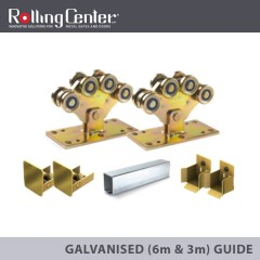rolling center ca4rs medium - cantilever sliding gate kit for openings upto 7315mm, gates weight upto 600kg.