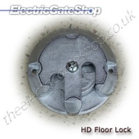 intelligent twin leaf gate centre stop designed for securing of electric gates
