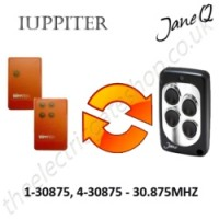 IUPPITER Gate Remote 30.875MHZ, Replaced by Jane Q Low-frequency Remote.