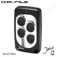 Jane Q Low Frequency Remote 30.875Mhz