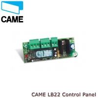 came lb22 control panel
