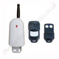 universal 433mhz remote control kit, with receiver.  an ideal replacement for your lost or faulty remotes.