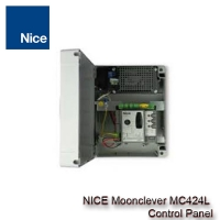 nice moonclever mc424l control panel with enclosure