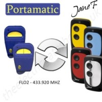 PORTAMATIC Gate Remote 433.920MHZ, Replaced by Jane F Remote.