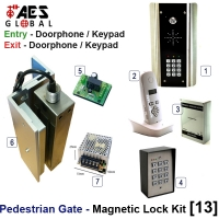 magnetic lock kit [13]