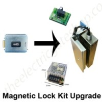 magnetic lock kit upgrade from viro lock