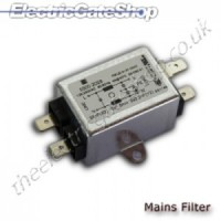 mains filter reccomended for all automated gate systems. designed to defluctuate power differences before entering pcb