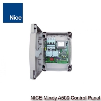 nice mindy a500 control panel and enclosure.