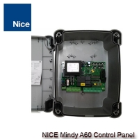 nice mindy a60 control panel and enclosure