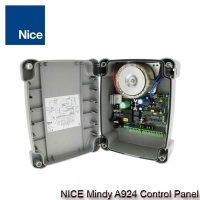 nice mindy a924 control panel with enclosure