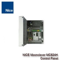 nice moonclever mc824h control panel