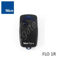 NICE FLO 1R Remote Control, replaced by NICE INTI2 BLACK 2 Button Remote.