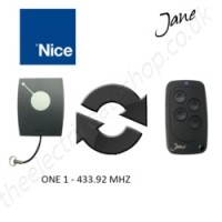 Jane Top-A 433.92 Mhz Clone Remote to clone V2 Phoenix Gate Remote