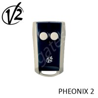 V2 PHEONIX 2 Remote Control, replaced by JANE TOP A Remote.