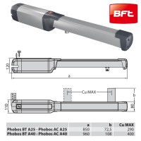 Electric Gate BFT Spare Parts | The Electric Gate Shop