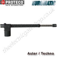 proteco / euromatic aster swing gate motor. also known as techno or aster. 