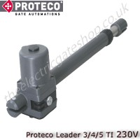 protect leader ti electromechanical ram for domestic swing gates.  power 230v.