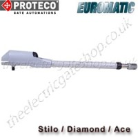 proteco ace swing gate motor. also known as diamond or stilo. the perfect proteco ace motor for your proteco gate motors uk.