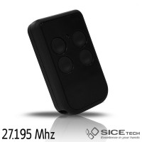 sice q zero low frequency remote 27.195 mhz