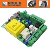control unit for 1 motor 230v ac 50/60hz with slow down.