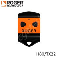ROGER H80 / TX22 Remote Control.