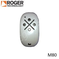 ROGER M80 Remote Control, replaced by ROGER H80 / TX22.