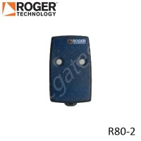 ROGER R80-2 Remote Control, replaced by ROGER H80 / TX22.