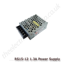 rs 15-12 12v 1.3a power supply