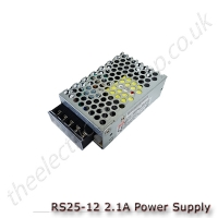 rs25-12 2.1a power supply