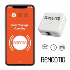 remootio wi-fi & bluetooth enabled smart remote controller