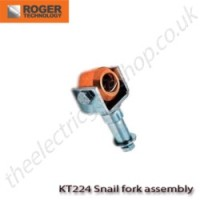 kt224 snail fork assembly for roger r20 and br20 series motors
