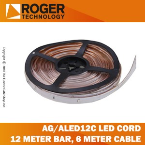 roger technology ag/aled12c luminous led cord