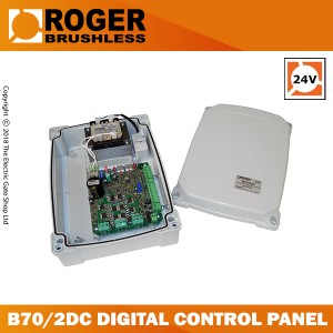 roger technology brushless b70/2dc/box control board