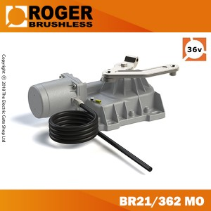 roger technology brushless br21/362 motor only.
