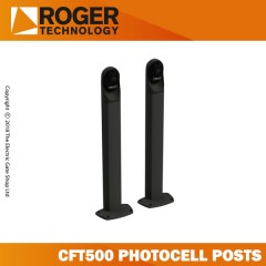 roger technology cra100 post h=1000mm for photocell g90/f2es, g90/f4es