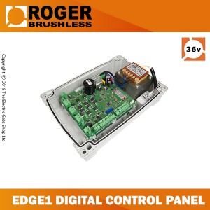 roger brushless edge 1 36v control panel