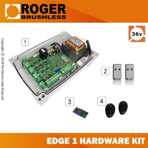 roger brushless edge 1 36v digital control panel hardware kit for all 36v roger brushless systems.