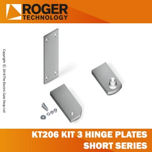 roger technology kt206 short hinge plates