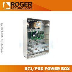 roger technology power box battery back up