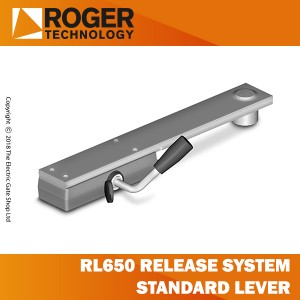 roger technology rl650 release system with standard lever
