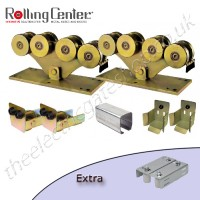 rolling center ca4rms magnum - cantilever sliding gate kit for openings upto 10500mm, gates weight upto 1200kg.