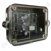 resistive safety edge control unit