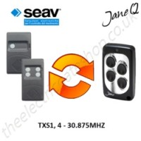 SEAV Gate Remote 30.875MHZ, Replaced by Jane Q Low-frequency Remote.