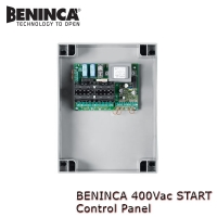 beninca 400vac start control panel