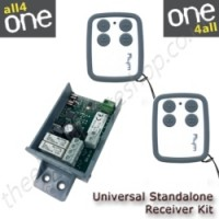 Universal Upgrade Kit with Receiver and Remote