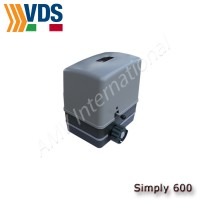 600kg domestic sliding gate motor.
